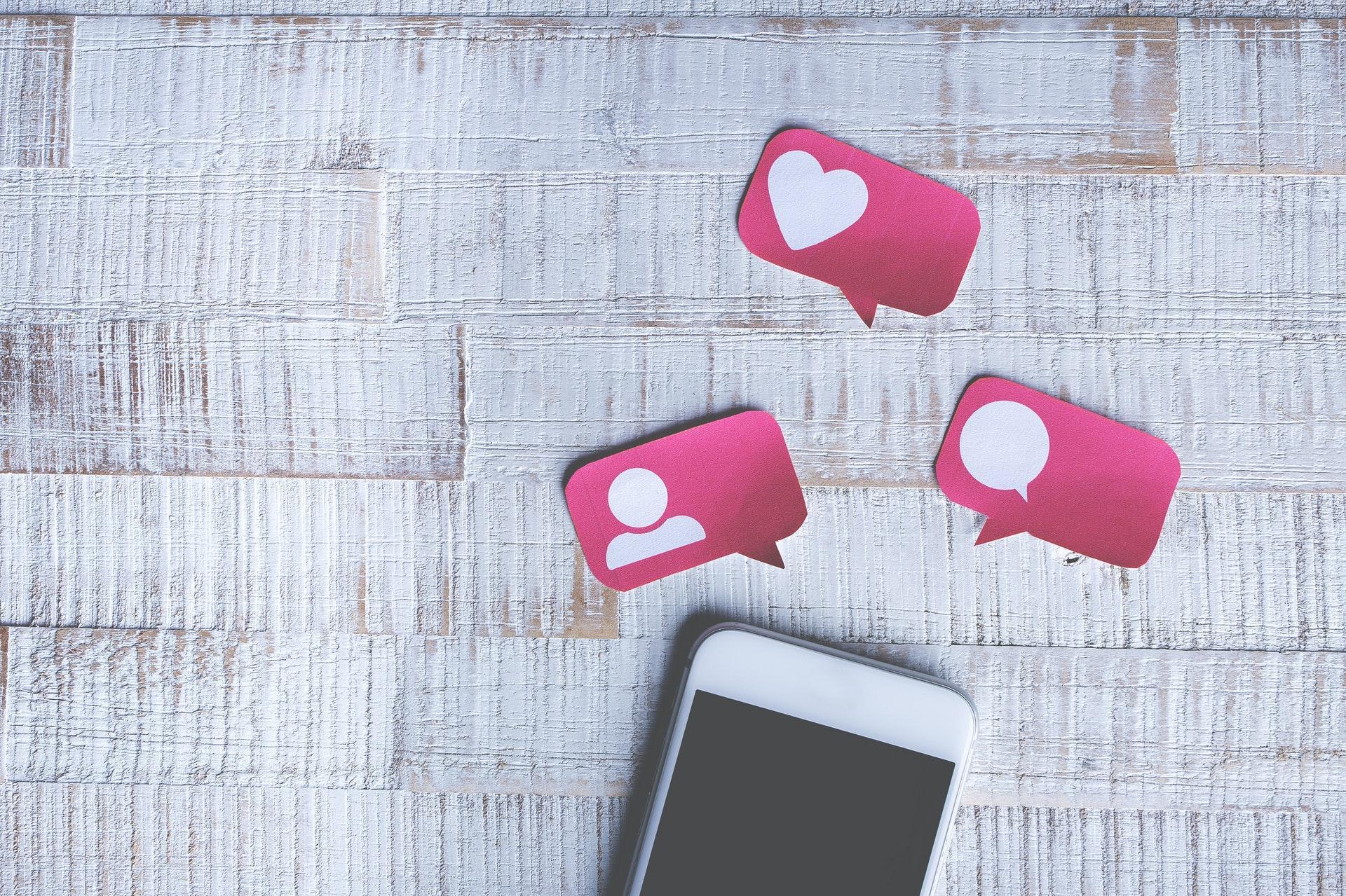 Tarefas para gerir redes sociais
