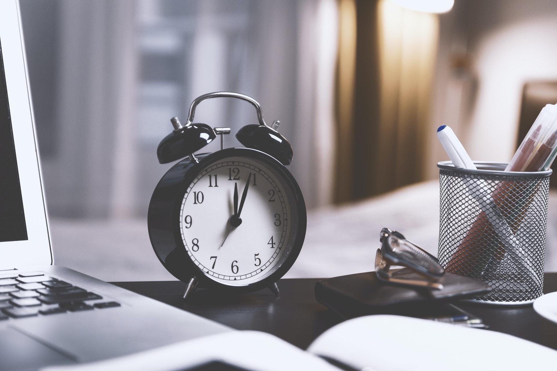 Como gerir o tempo: 6 dicas para potenciar a produtividade